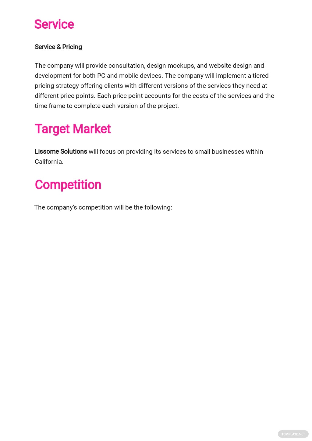 Website Design and Development Business Plan Template 2.jpe