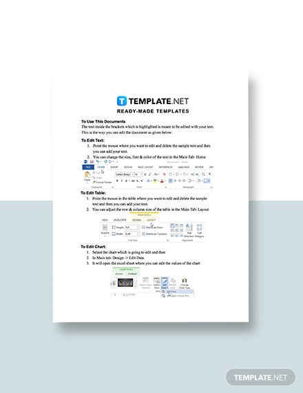 Free Paid Time off Request Form Template format