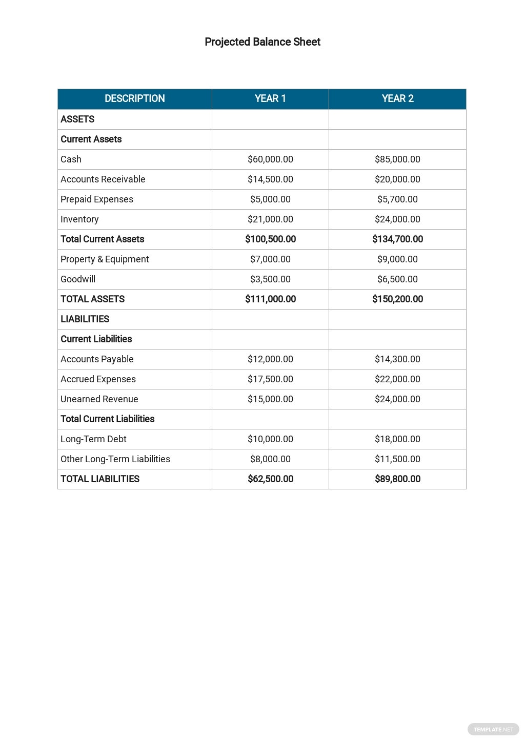 IT Consulting Business Plan Template 8.jpe