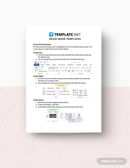 Sample Target Market Worksheet