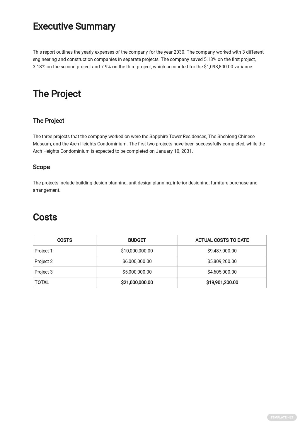 Yearly Expense Report Template 1.jpe