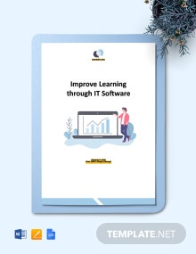 New Technology White Paper Template