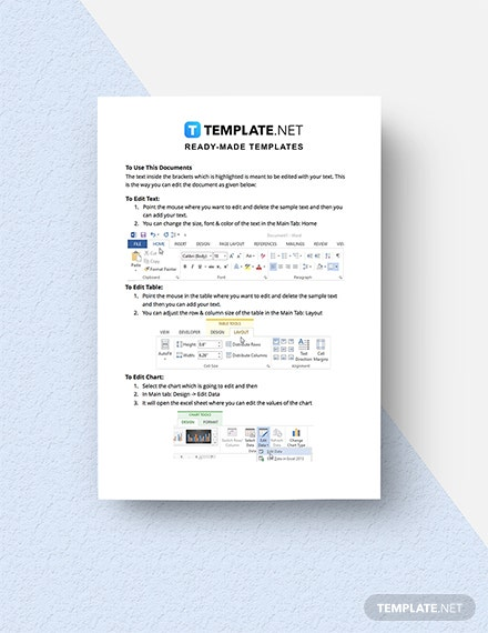 Free Simple Software Estimate Instruction