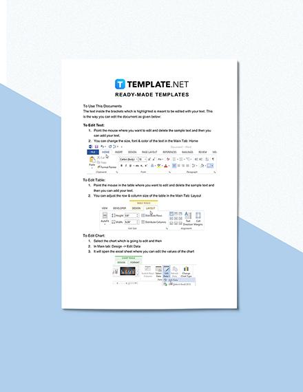 Letter of Transmittal for Technical Report Sample