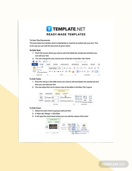 Free Simple Software Schedule Sample