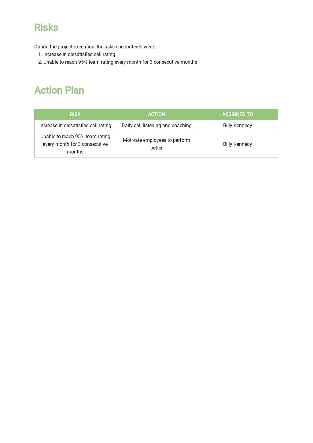 Team Status Report Dashboard Template 3.jpe