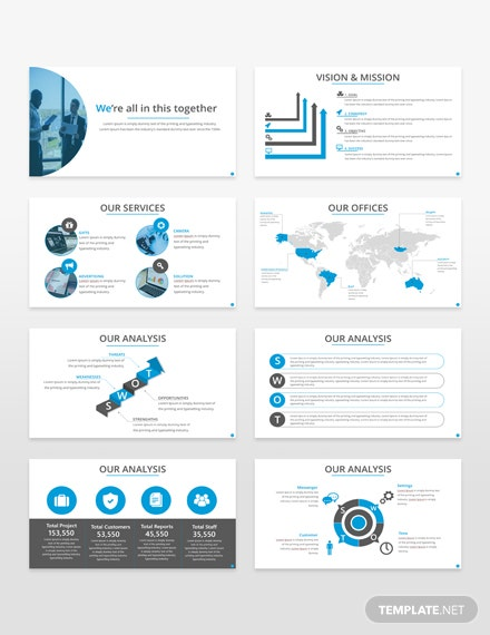 free animated presentation template download 42 presentations in