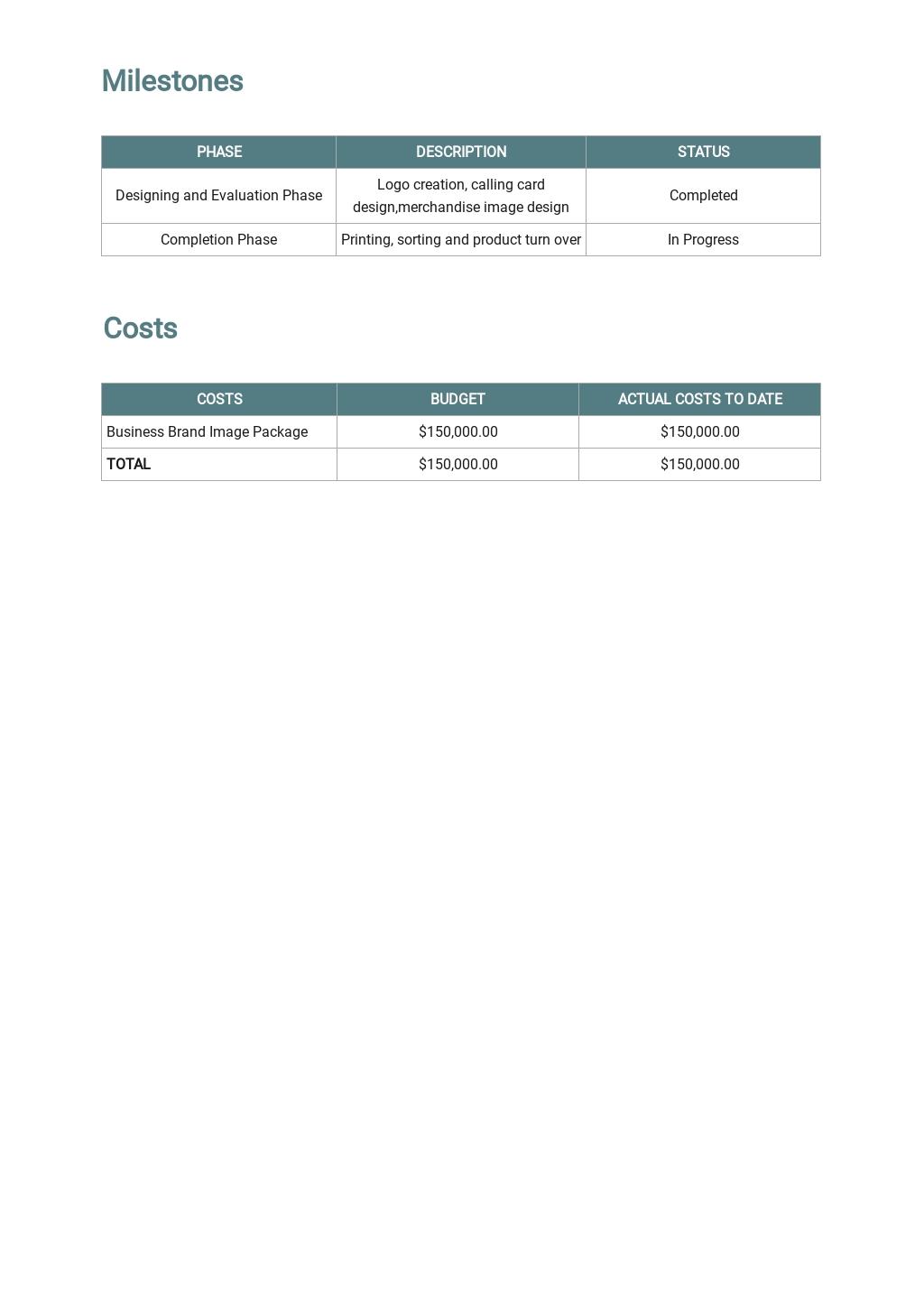 Daily QA Status Report Template 2.jpe