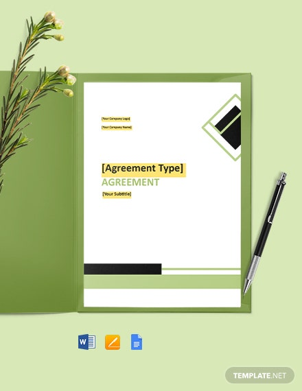 AUA (Acceptable Usage Agreement) Template