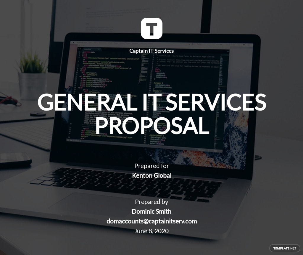 Basic IT Proposal Template