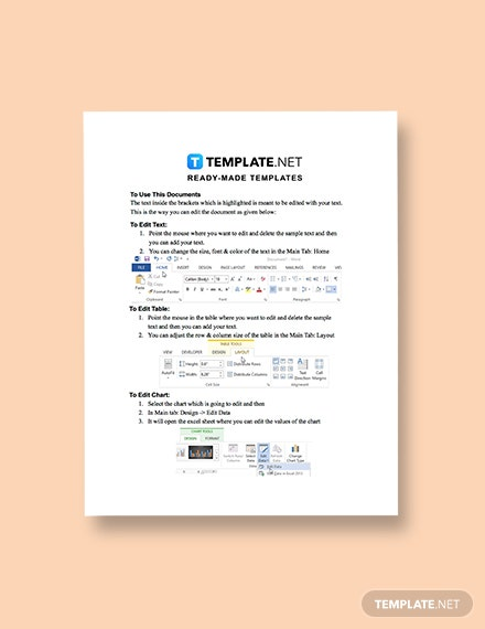 Sample IT Support Contract Example