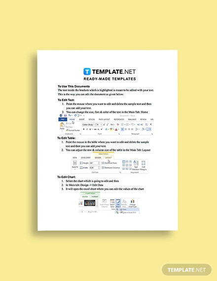 IT Startup Business Plan Template Format