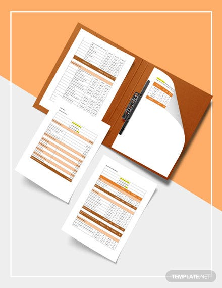 Software Testing Business Plan Template printable