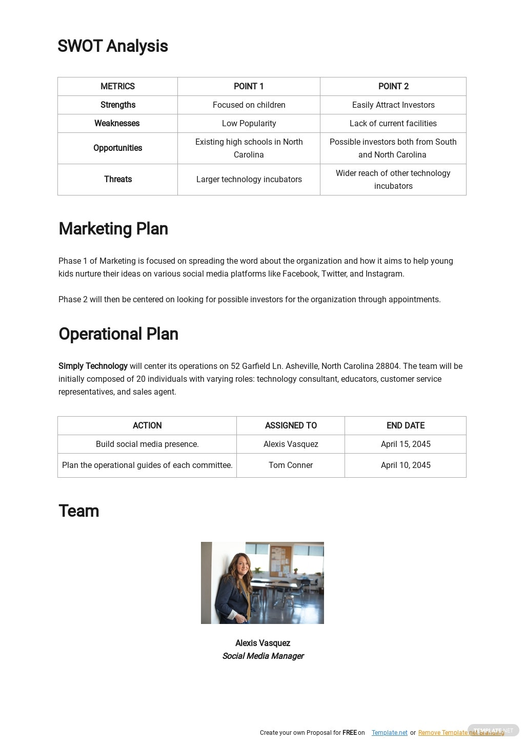 Technology Incubator Business Plan Template 2.jpe