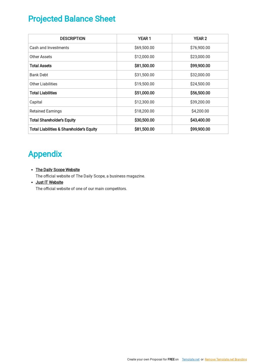IT Contractor Business Plan Template 4.jpe
