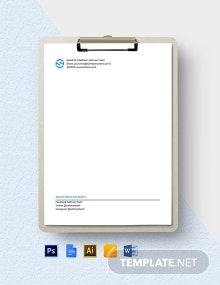 Software Solutions Stationery Template
