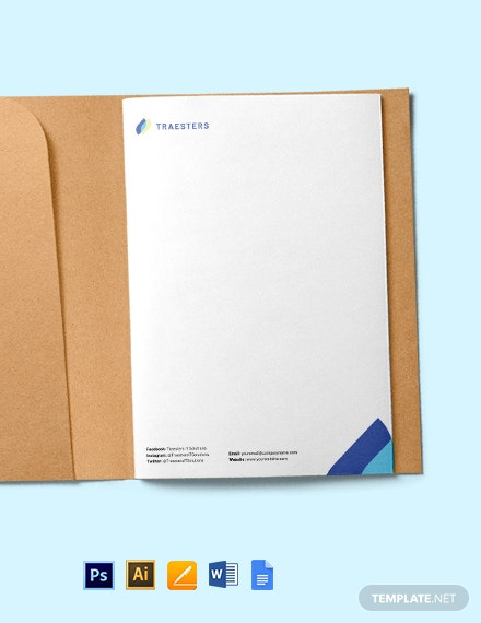 IT Startup Stationery