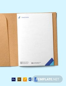 IT Startup Stationery Template