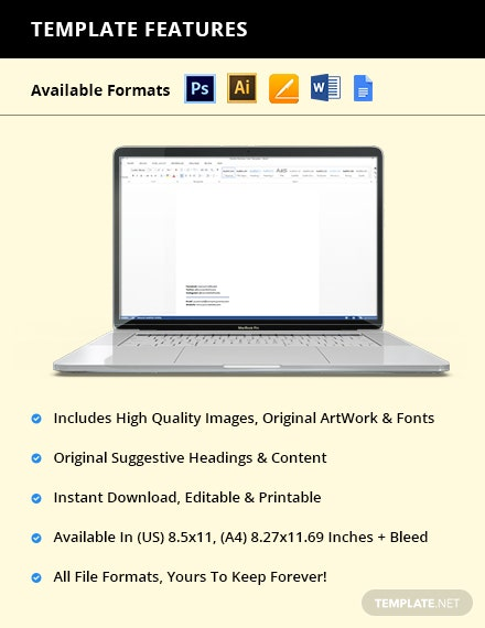 Software Startup Stationery Format