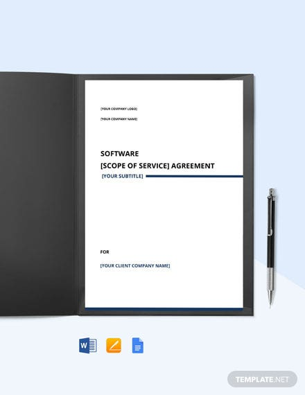 Software Maintenance and Technical Support Agreement Template
