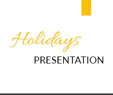 Holiday Presentation Template