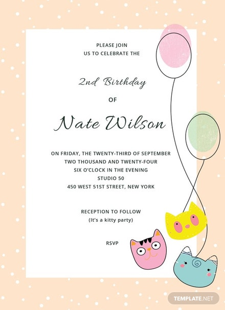 Kitty party invitation template download 344 invitations in psd kitty party invitation template kitty party invitation template stopboris Images