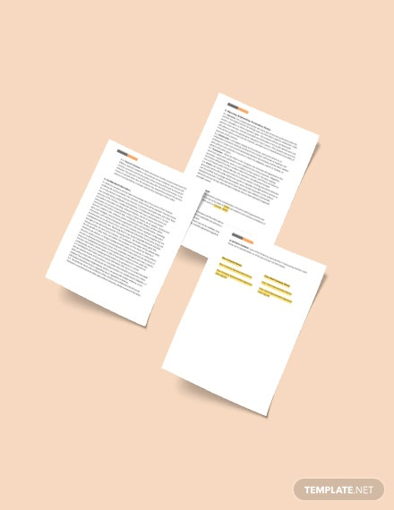 IT Outsourcing Contract Format