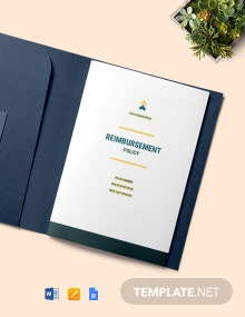 Late Stay/Weekend/Holiday Meal Reimbursement Policy Template