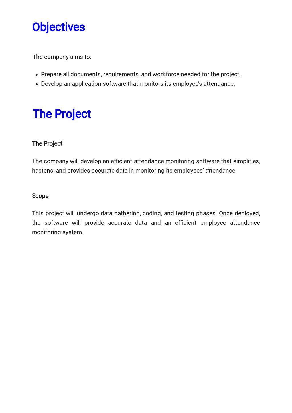 Free Simple IT & Software Plan Template 1.jpe