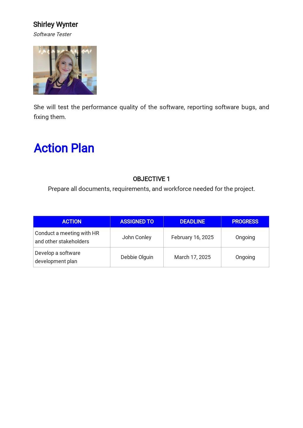 Free Simple IT & Software Plan Template 3.jpe