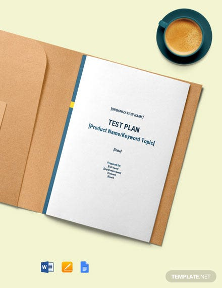 User Acceptance Test Plan Template
