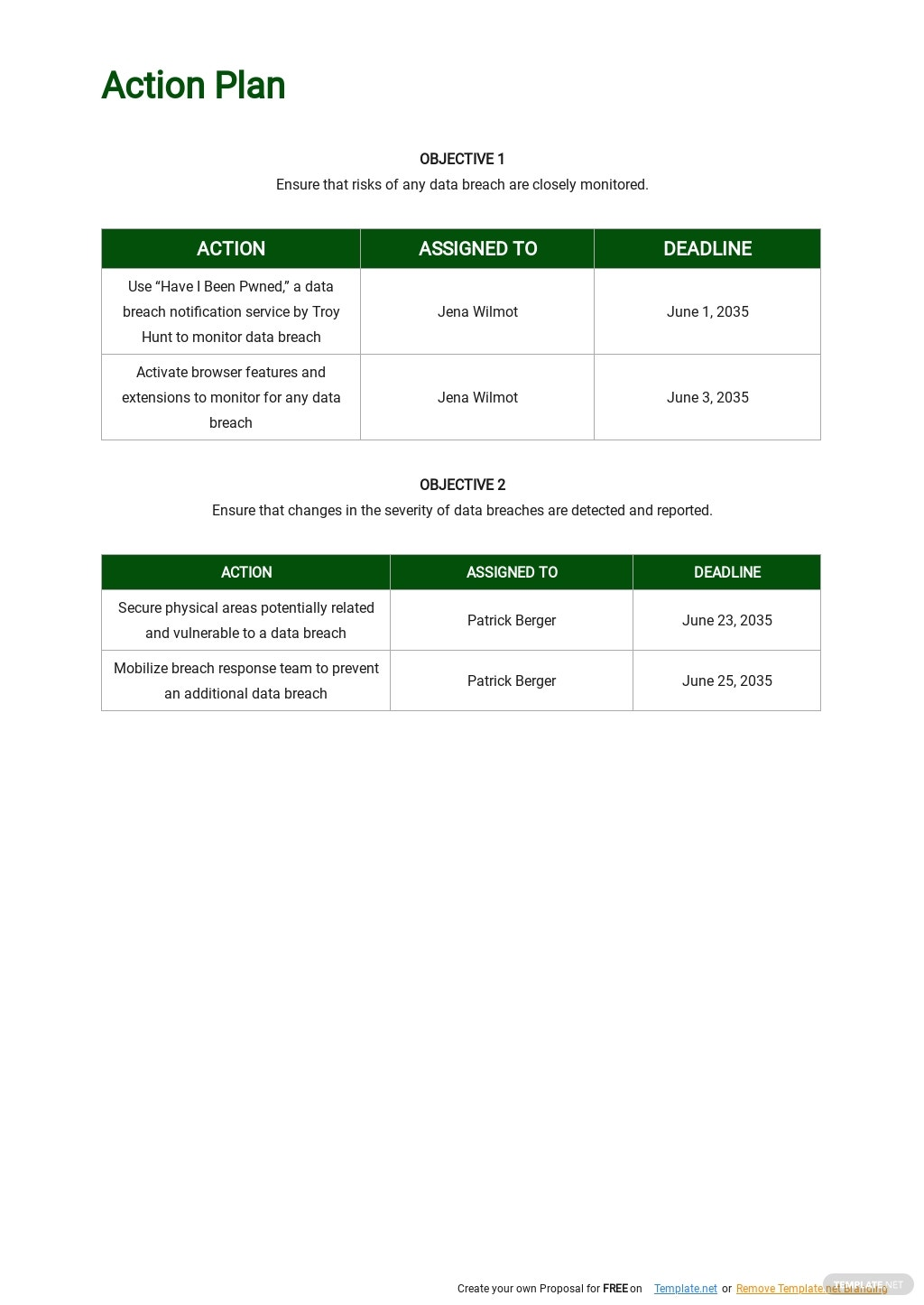 Risk Event Action Plan Template 2.jpe
