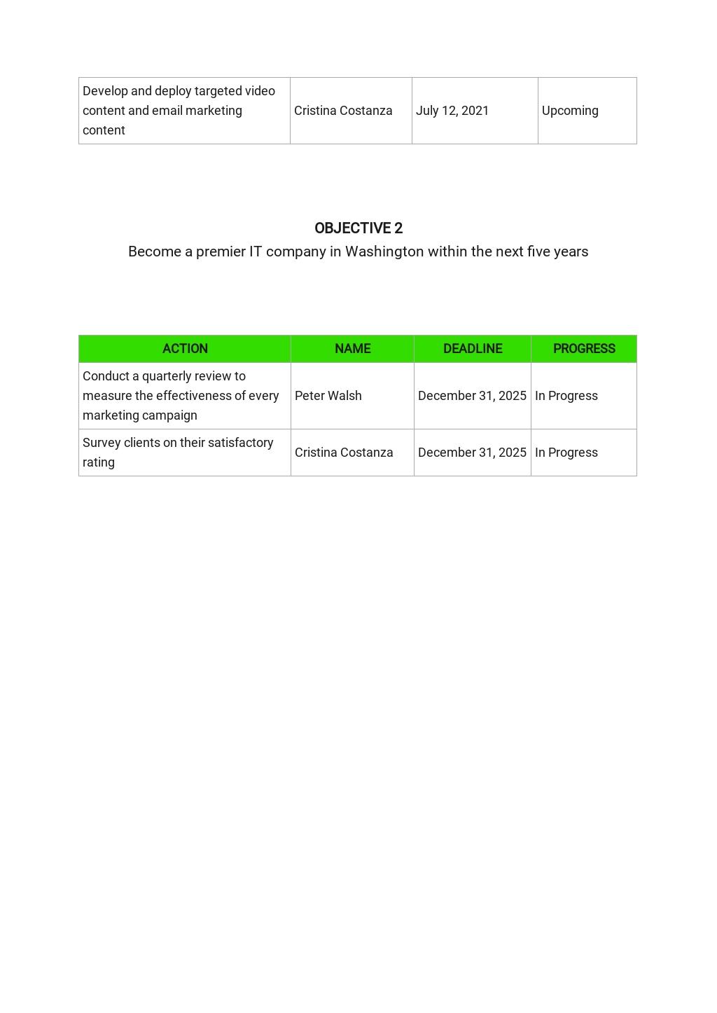 IT Business Marketing Plan Template 6.jpe