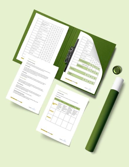 Free Sample IT Sales Plan Download