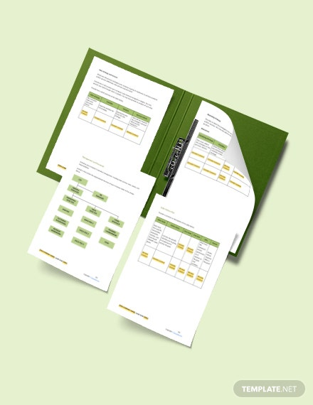 Free Sample IT Sales Plan Example