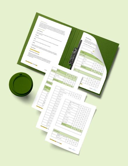Free Sample IT Sales Plan Format