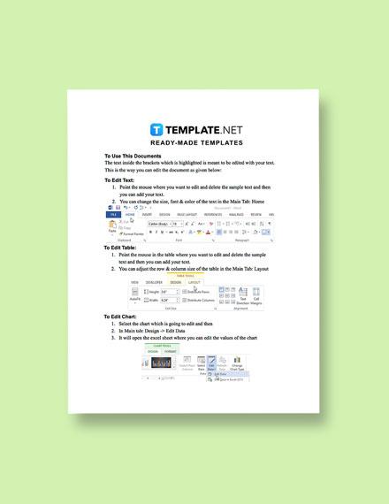 IT Service Asset and Configuration Management Plan Template format