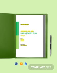 IT Service Asset and Configuration Management Plan Template