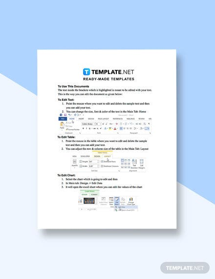 Software Employee Training Plan Instruction