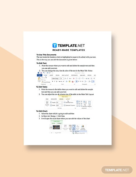 Internal Consulting Report Download