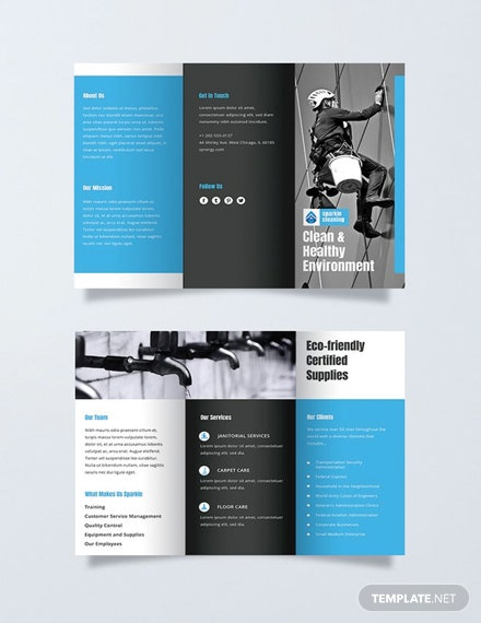 22 free business brochure templates download ready made