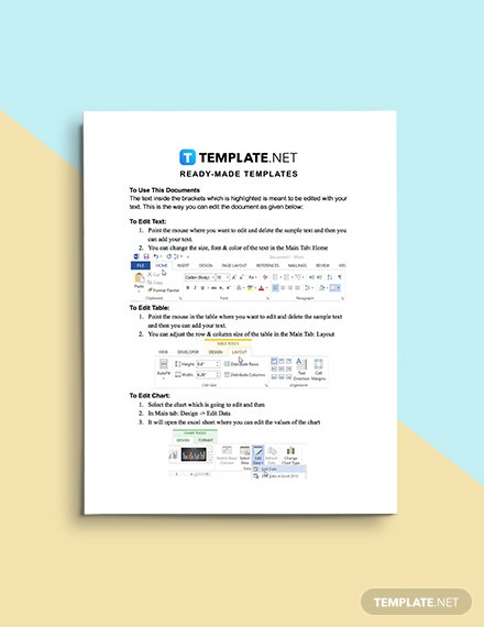 Software Evaluation Report Template Format