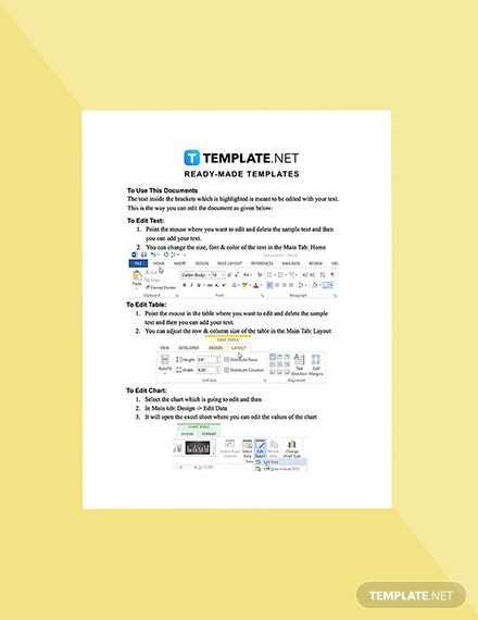 Software Test Report Template format