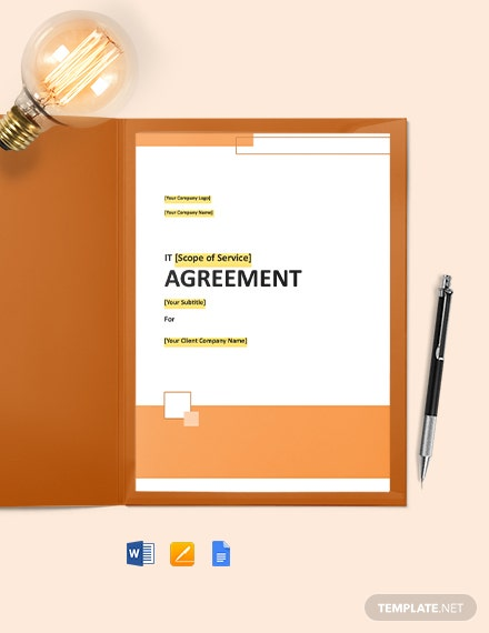 Website Advertising Agreement Template