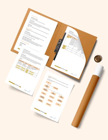 Free Simple Software Marketing Plan Download
