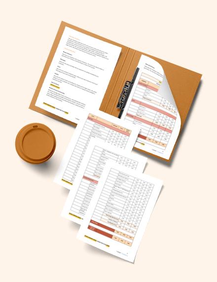 Free Simple Software Marketing Plan Format