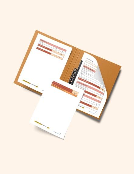 Printable Free Simple Software Marketing Plan Template