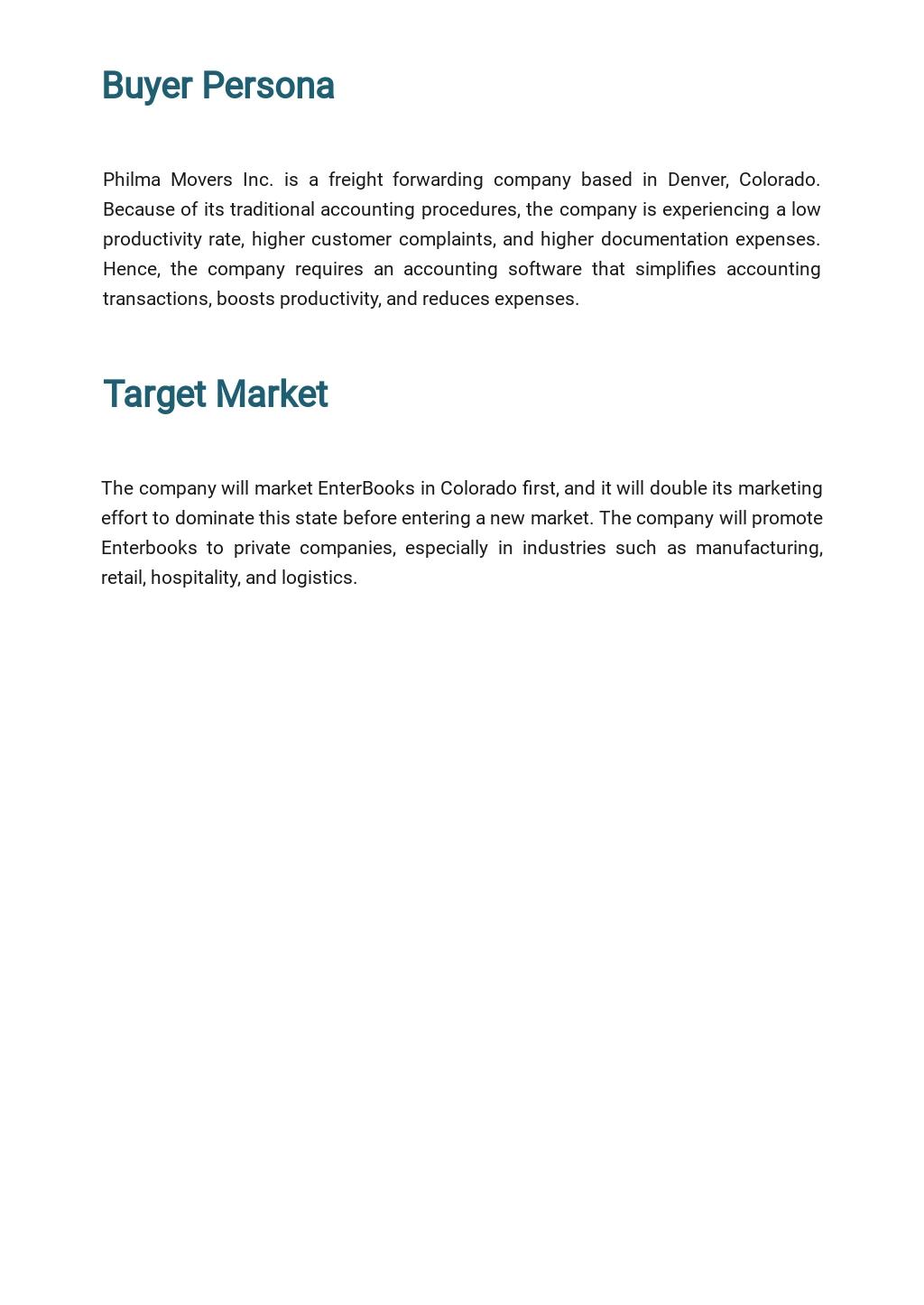 IT Product Marketing Plan Template 2.jpe