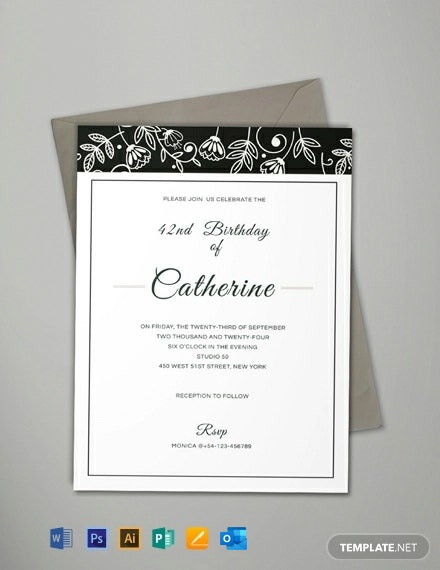 Free Formal Invitation Template from images.template.net