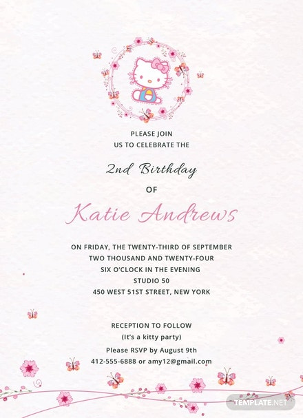 Hello kitty party invitation template download 344 invitations in hello kitty party invitation template hello kitty party invitation template stopboris Gallery